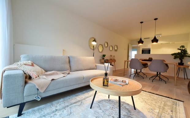 immod+, hyboma, vastgoedstyling, casa nova vastgoedstyling, huur een interieur, huur een luxe interieur, huur een interieurpakket, wonen in oostduinkerke, te koop in Koksijde