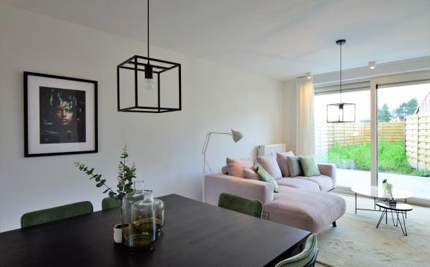 Mintgroen interieur, casa nova potrell, design interieur