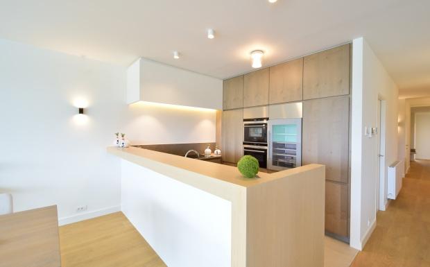 Open keuken, designkeukens, casanova vastgoedstyling,vastgoed, knokke real estate, te koop