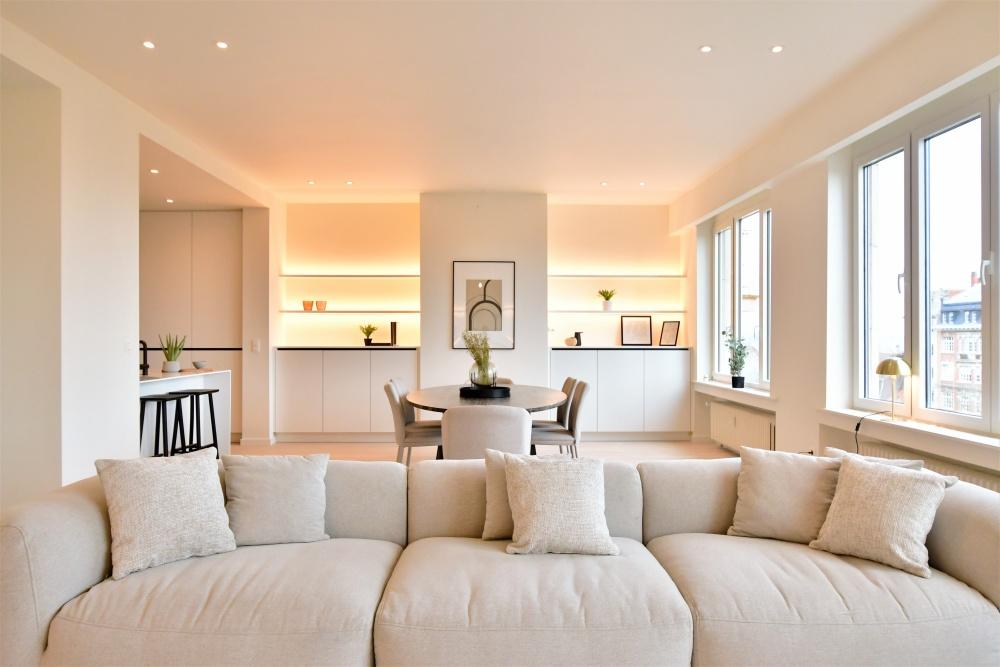interieurstyling, vastgoedstyling, Casa Nova Interieur, Casa Nova Lifestyle, casa nova sofacollection, Brussel, Louisalaan