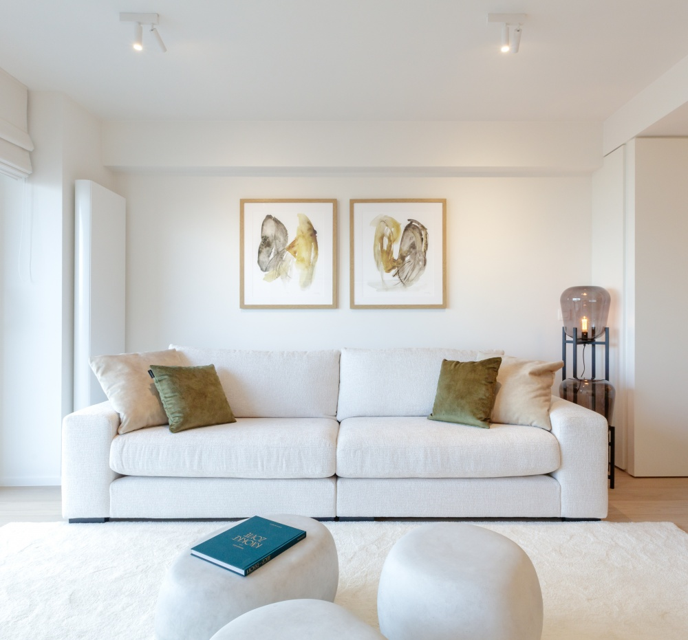 la plage, casanova vastgoedstyling, casa nova sofa collection , model manhattan, interieurdesign